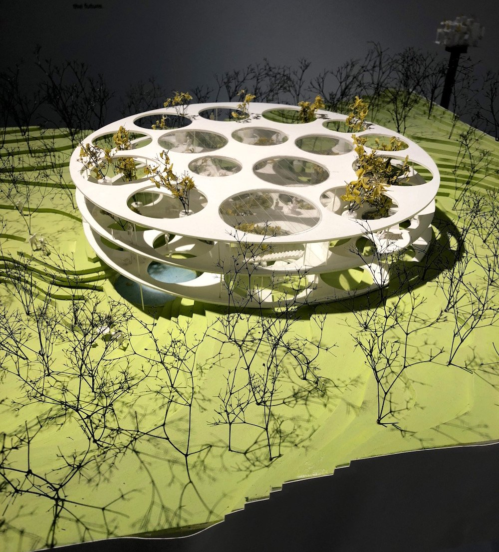 'Future of the Futures', Sou Fujimoto at Japan House London