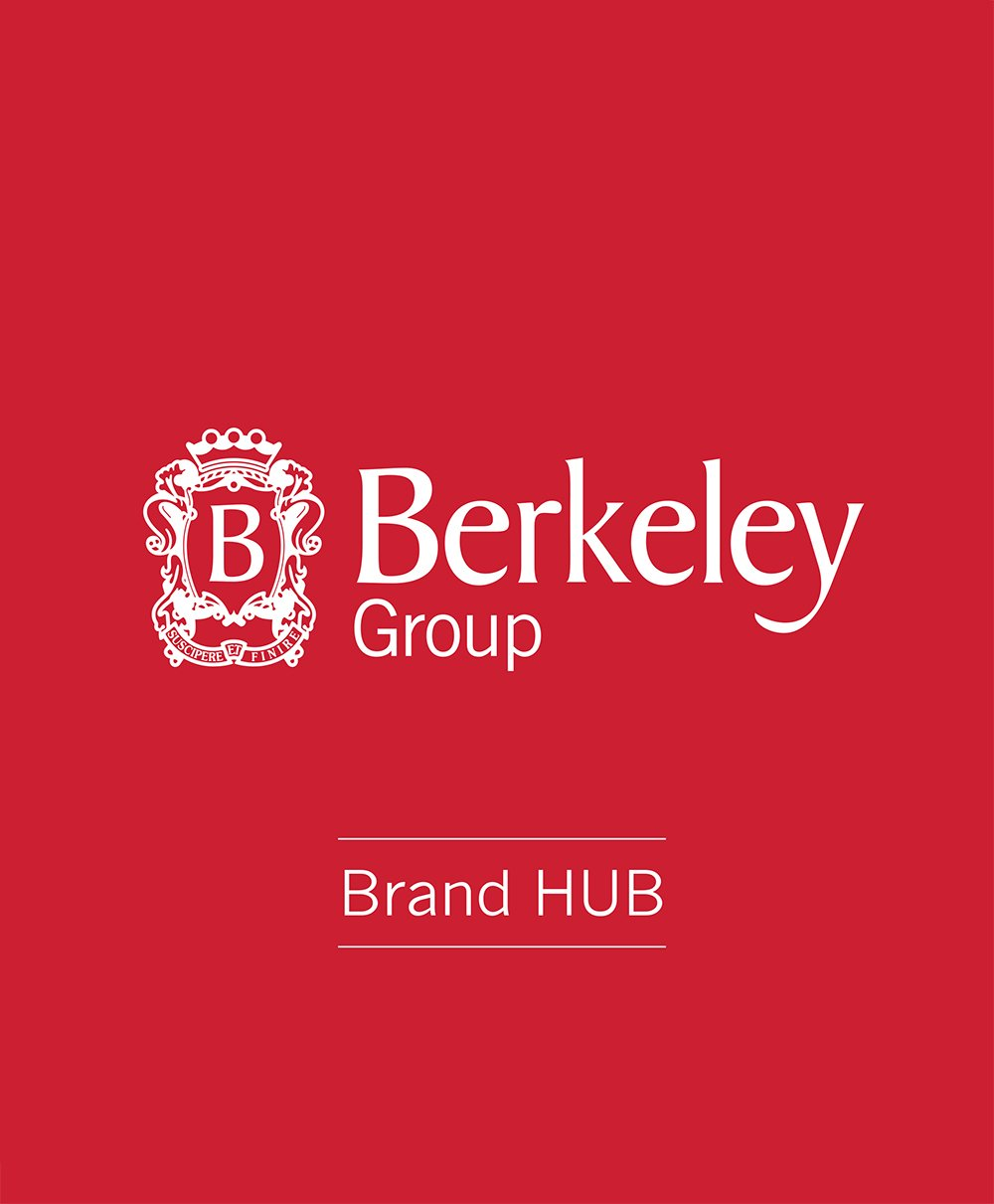 Berkeley Group Branding by Spinach Design London