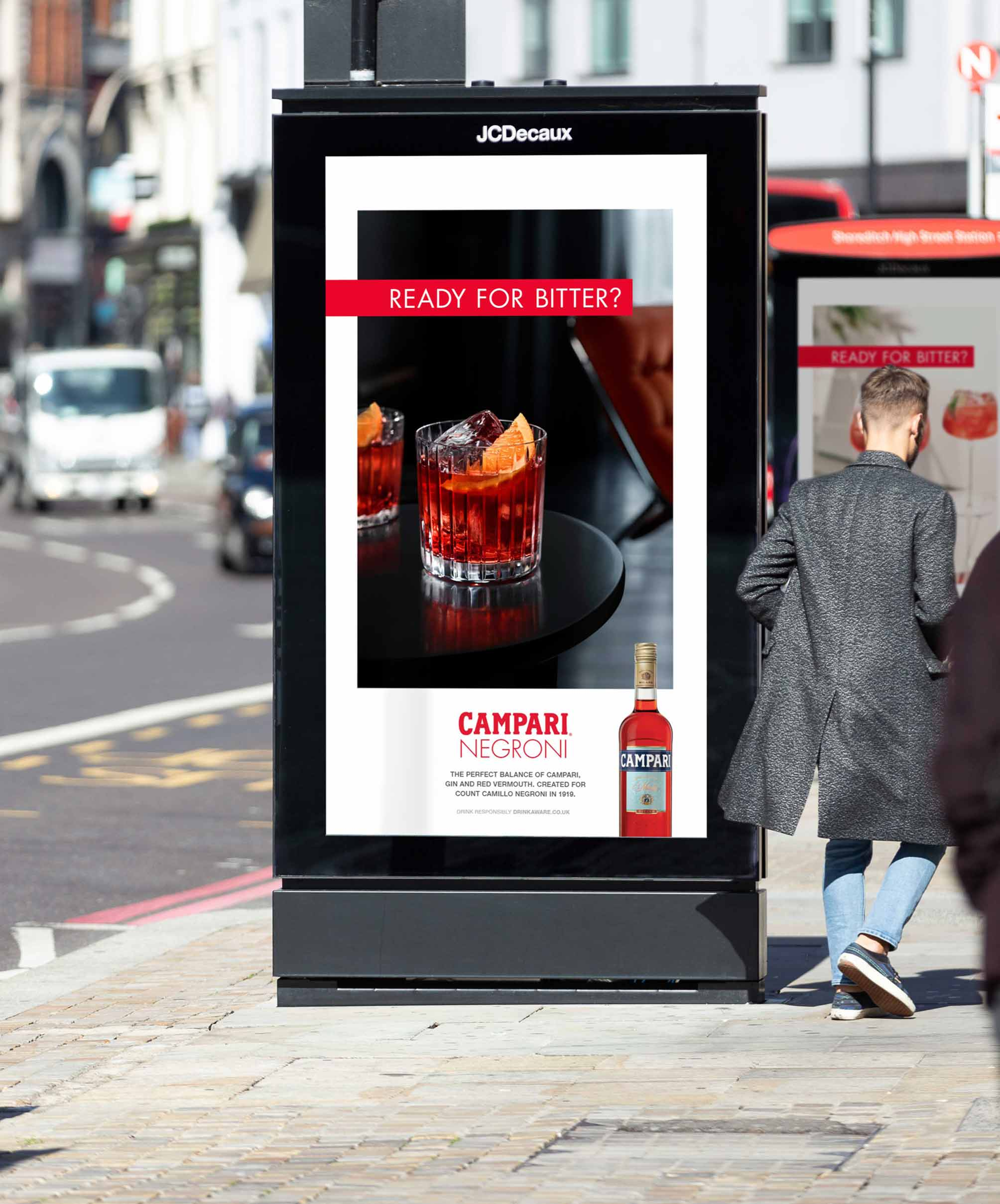 London OOH Advertising Agency