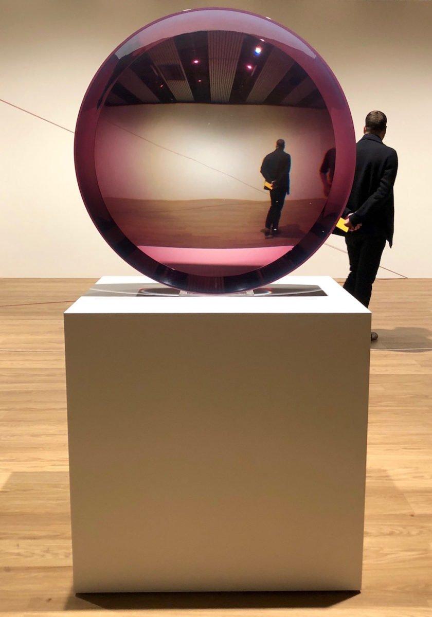Fred Eversley at Shape Shifters at Hayward Gallery