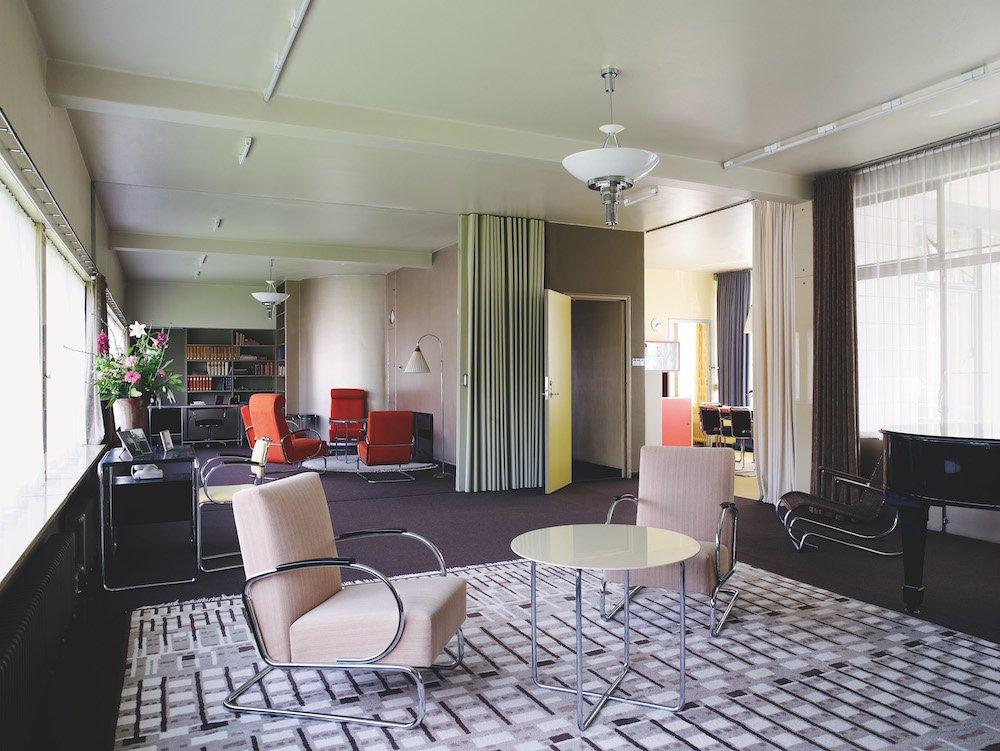 Sonneveld House, Land Van Hoboken, Rotterdam, Netherlands, 1933. Brinkman & Van Der Vlugt (Founded 1925) © Richard Powers