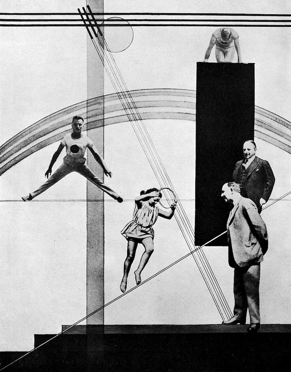 From 'Painting Photography Film' by Moholy-Nagy, edited by Lars Müller © Lars Müller