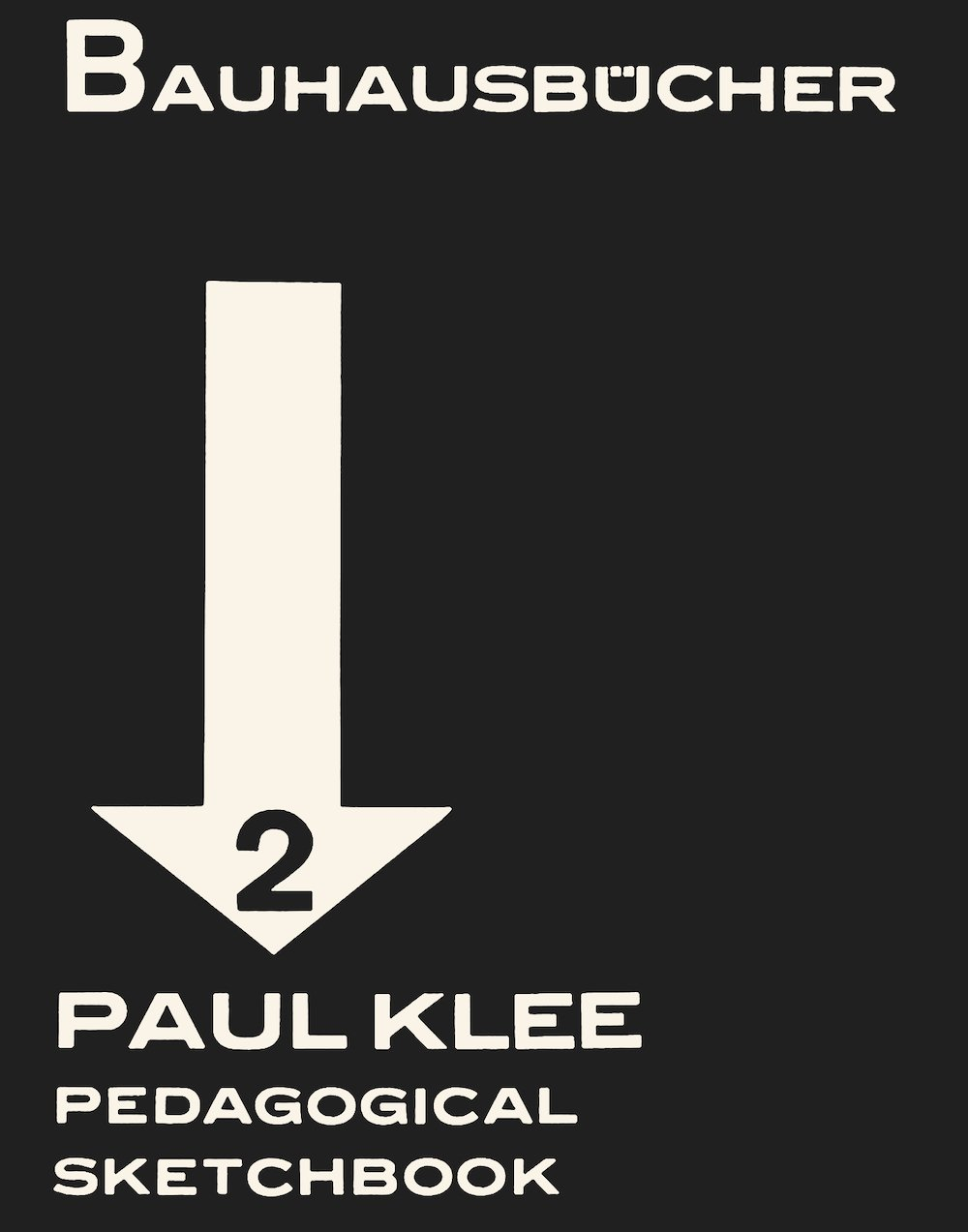 Pedagogical Sketchbook, Paul Klee by Lars Müller Publishers