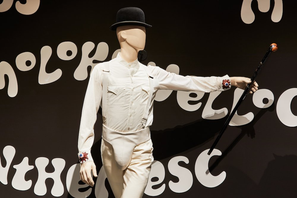 Costume of Alex from A Clockwork Orange