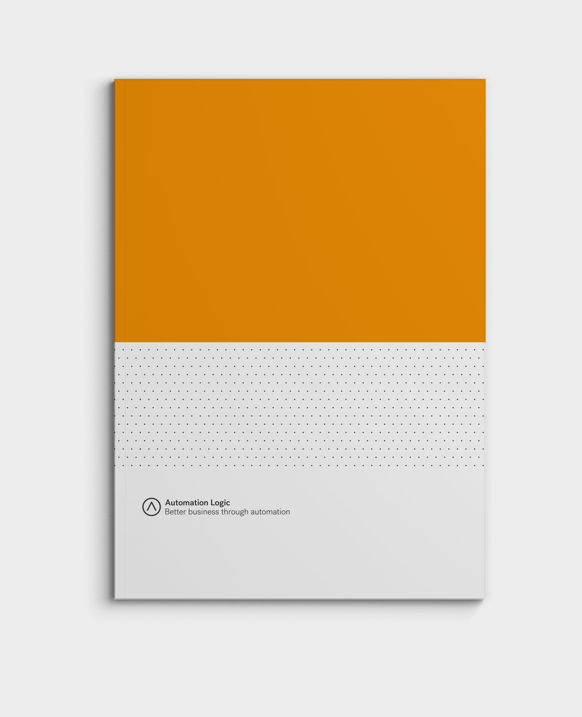 Automation Logic Brand Book by Spinach Branding