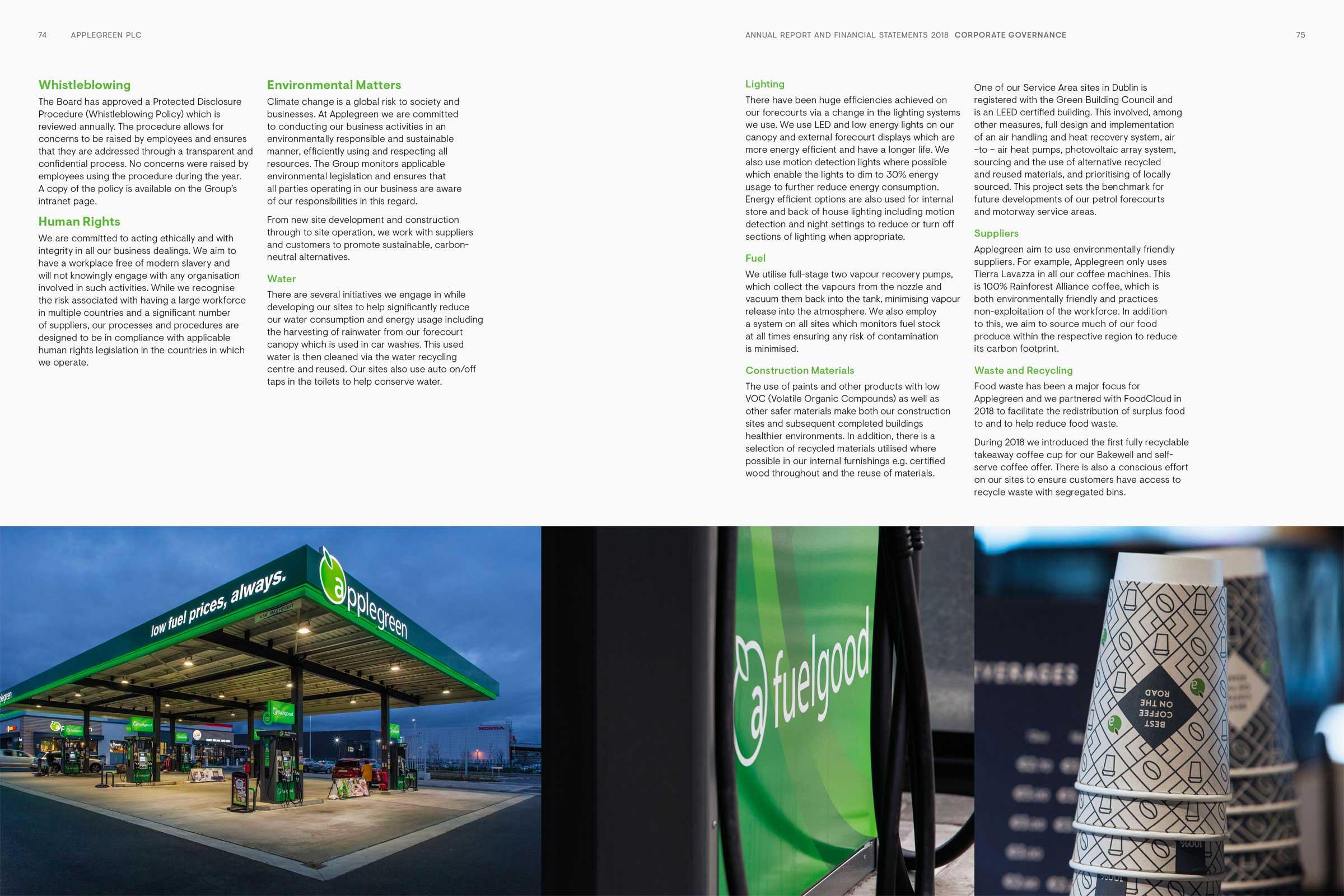 Annual Report Design Agency