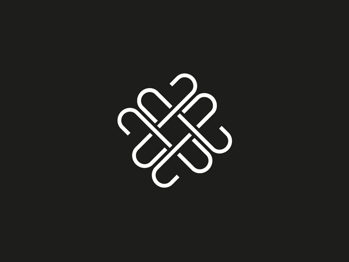 Urbane living brand logo agency