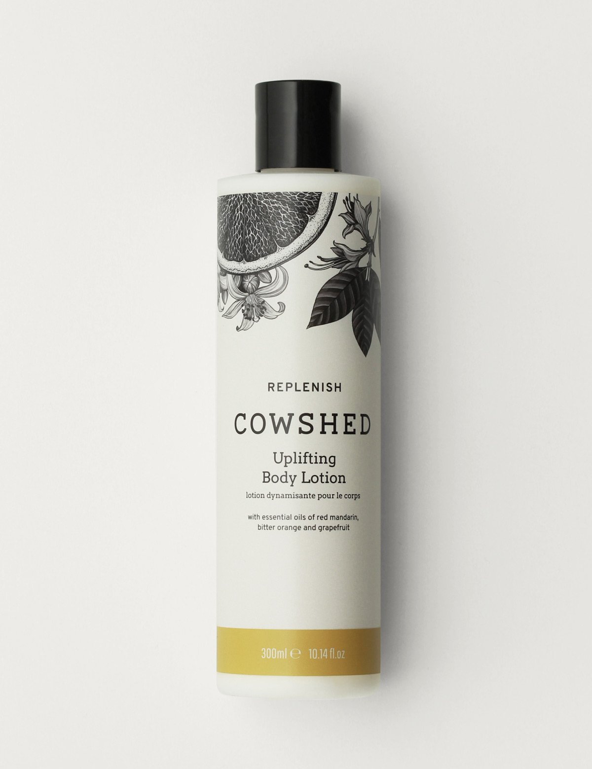 Cowshed Branding by Spinach Design Ltd