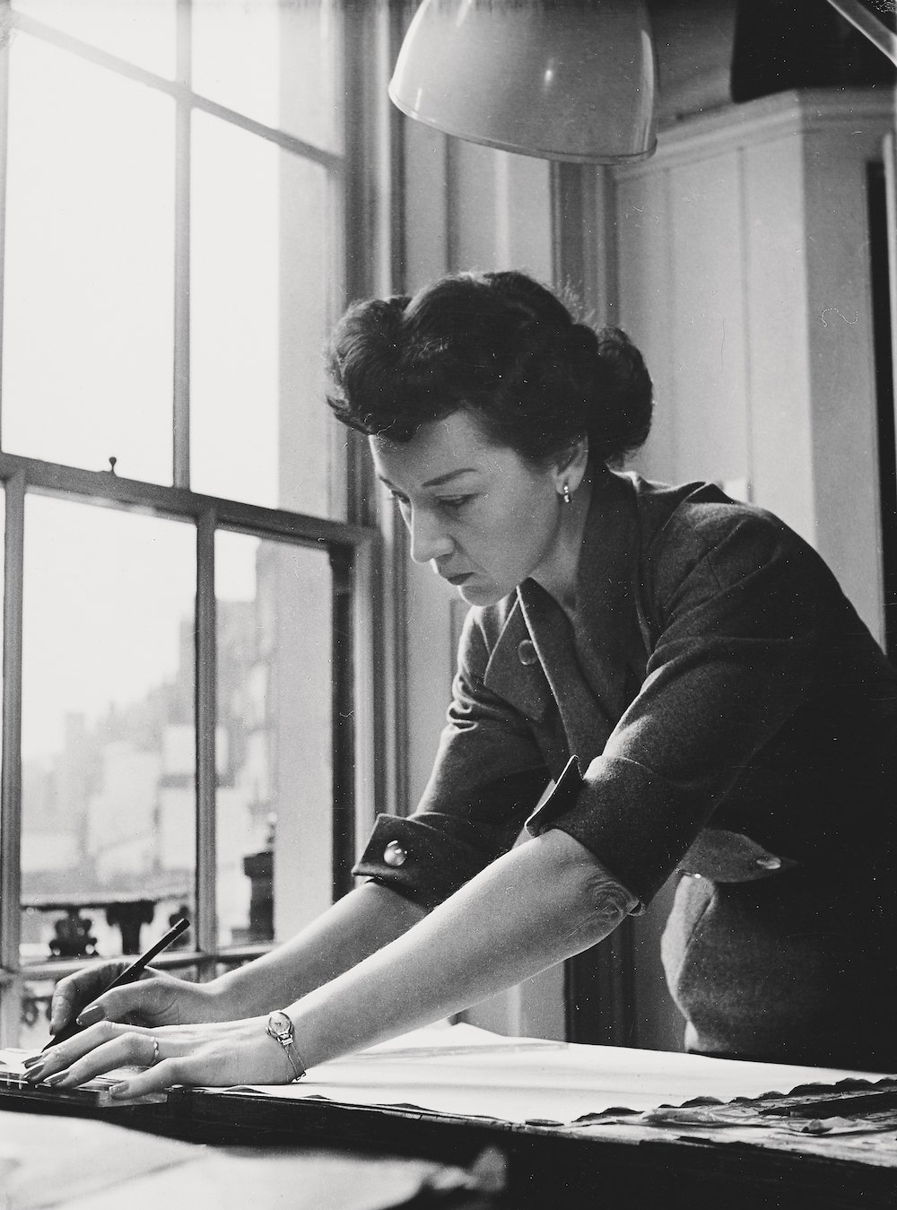 Lucienne Day © The Robin & Lucienne Day Foundation/photograph: John Gay