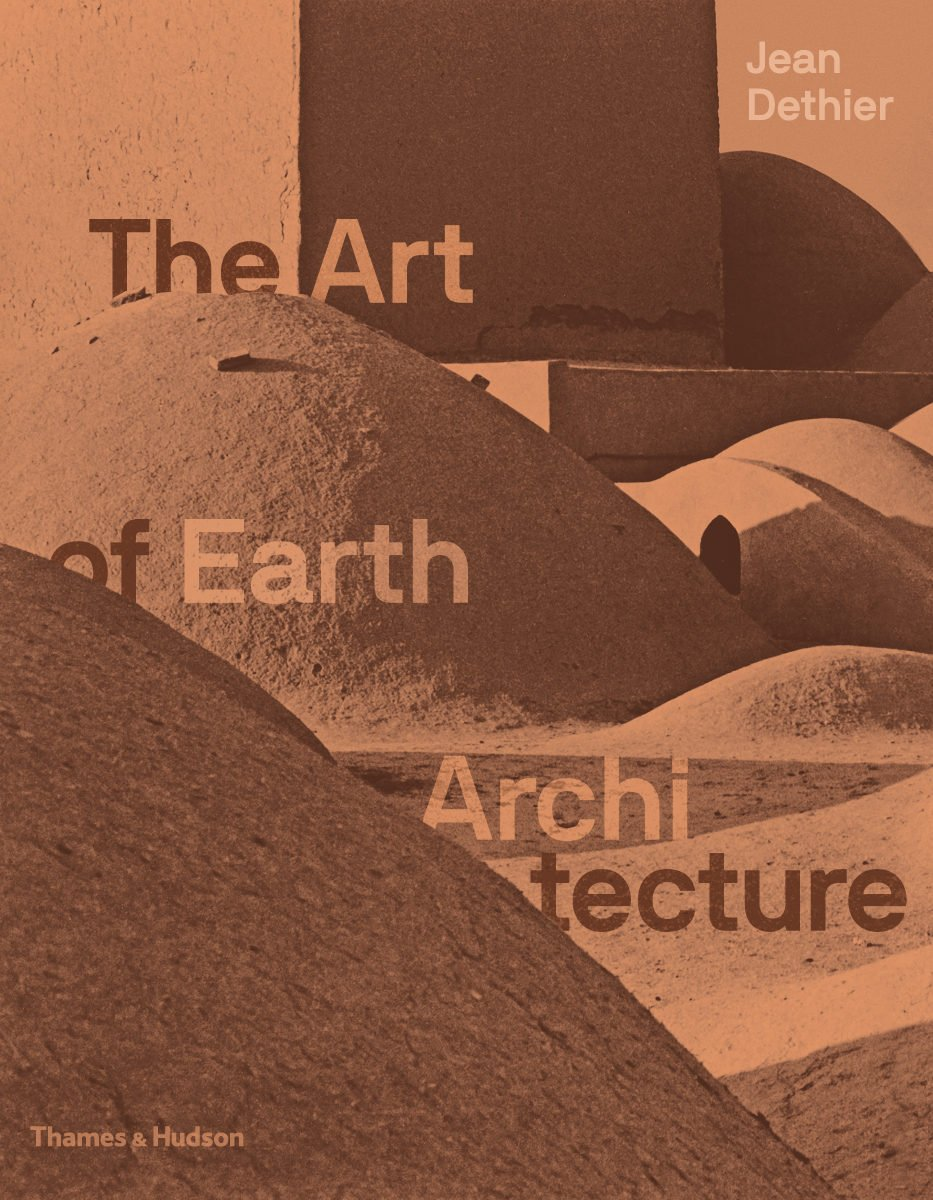 The Art of Earth Architecture jacket