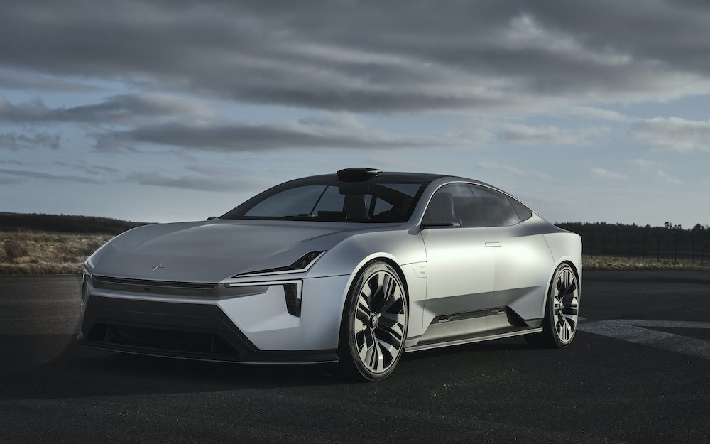 Polestar Precept electric car