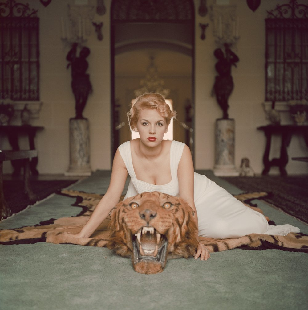 Beauty and the Beast Slim Aarons