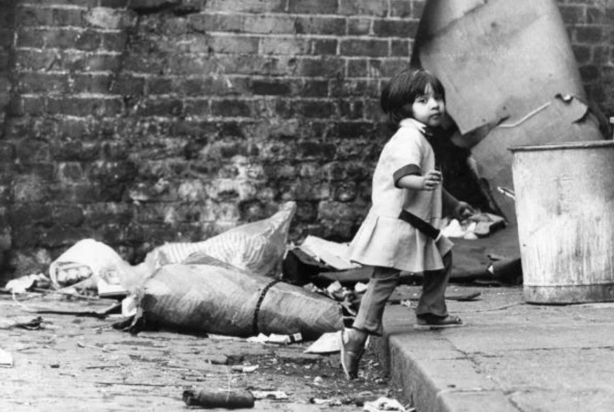 Brick Lane Squalor - East End Photography (c) Getty Images
