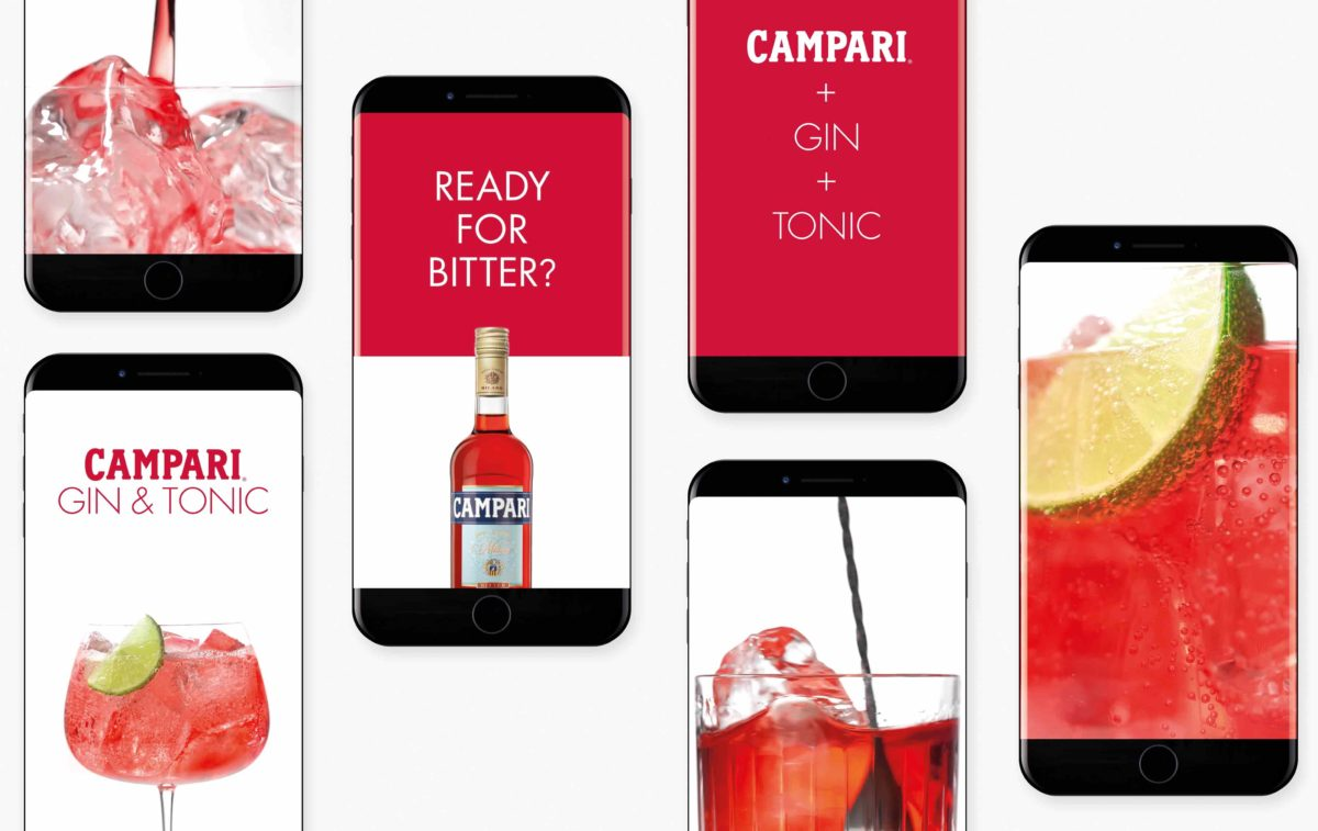 Campari Content Marketing Agency