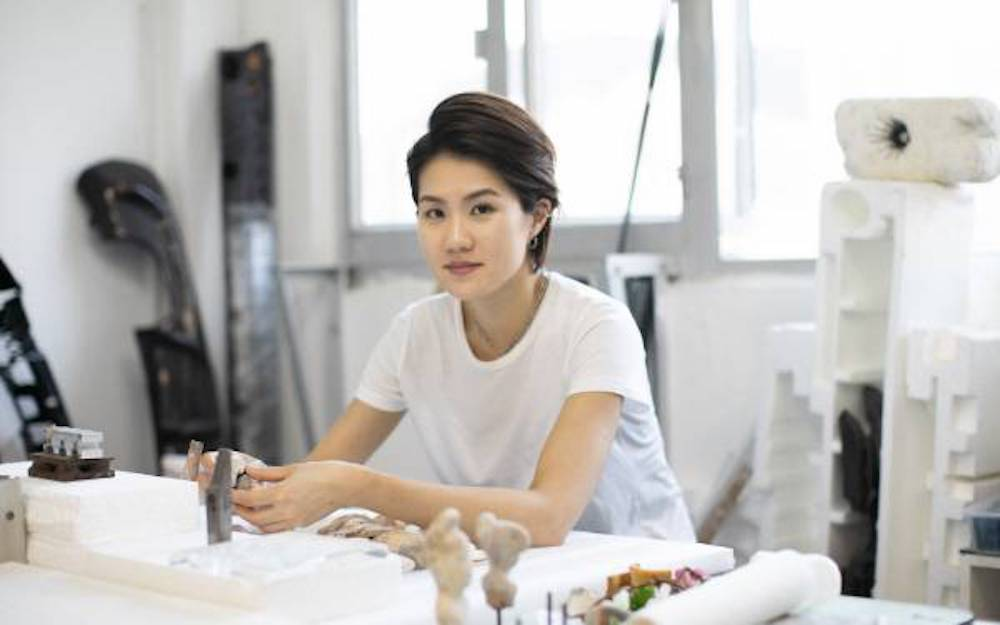 Leelee Chan is the ninth BMW Art Journey winner