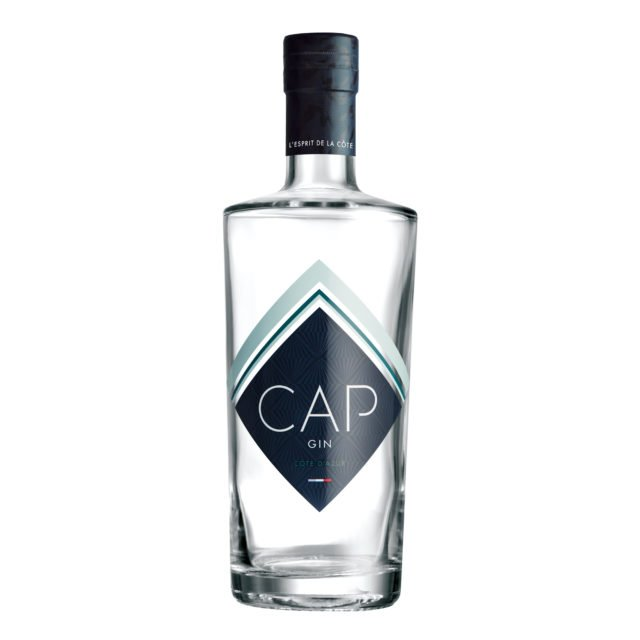 CAP Gin brand naming by Spinach Branding spinachbranding.com