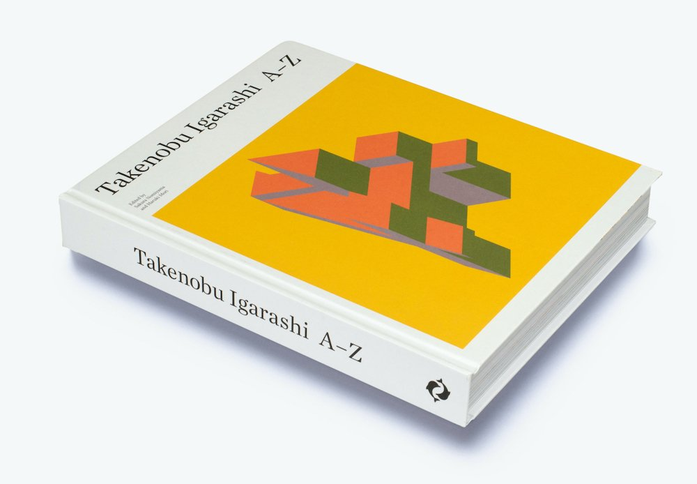 Takenobu Igarashi: A-Z is edited by Sakura Komiyama and Haruki Mori and published by Thames & Hudson