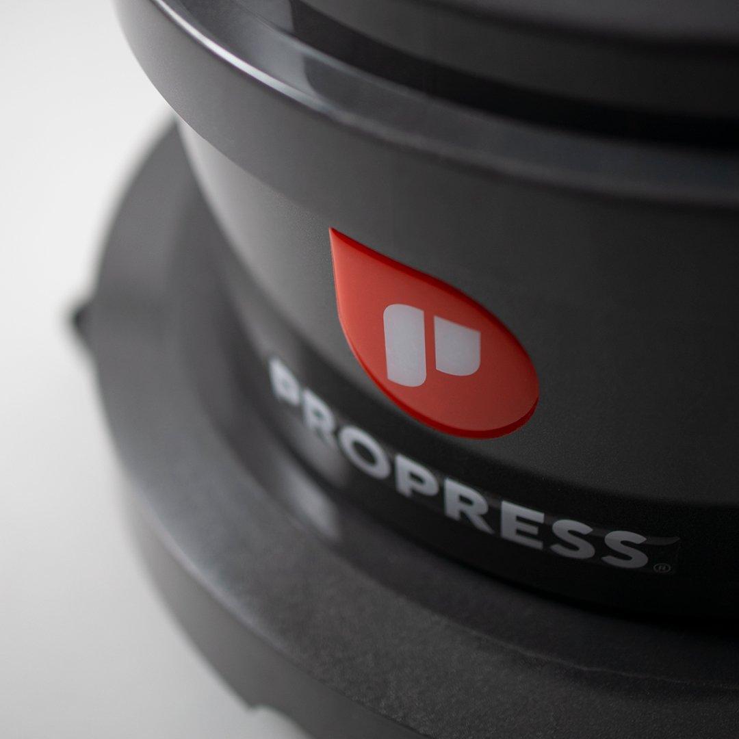 Propress branding by © Spinach Branding