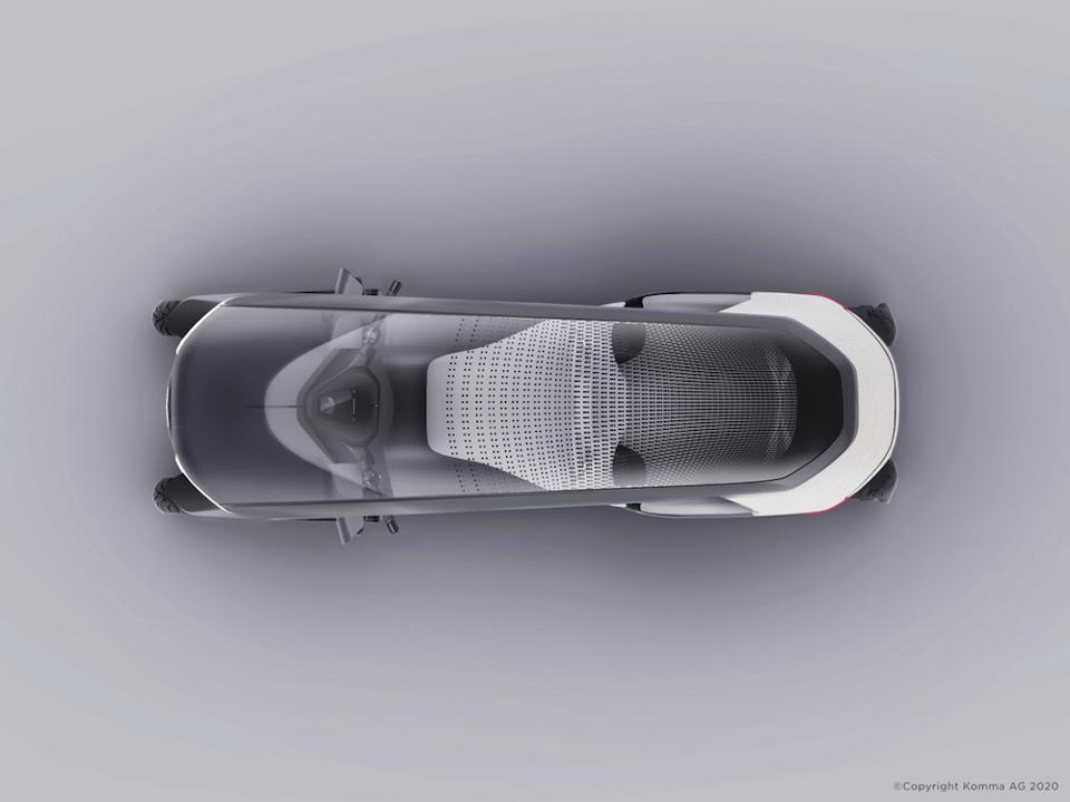 Urban Mobility Vehicle © Komma